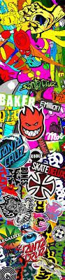 jugendzimmer skate wandtattoo jugendzimmer skateboard tenstickers