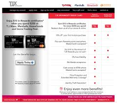 Job Application Tj Maxx Review Is The Tjx Rewards Credit Card Worth It October 2017