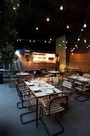 48 urban garden ak a architects restaurant u0026 bar design