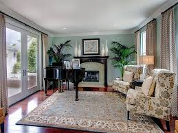 Traditional Livingroom by Could Your Living Room Be Better Without A Sofa