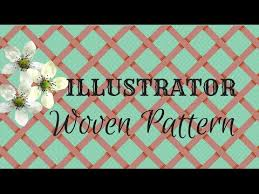 create pattern tile photoshop how to create a basket weave pattern in illustrator making