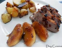 cuisiner un filet de canard dey cuisine filet de canard miel acidulé de cidre kerisac pommes