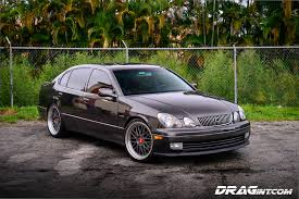 stanced lexus gs300 for sale sport design with twin turbo power u2013 saddled up drag