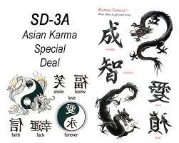 tattoos for karma