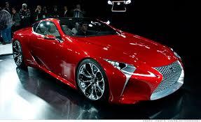 future lexus cars cool cars from the detroit auto lexus lf lc 3 cnnmoney