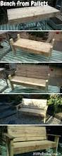 Pallet Cushions by Long Cream Wooden Bench With Back Bined Rectangle Wood Benches