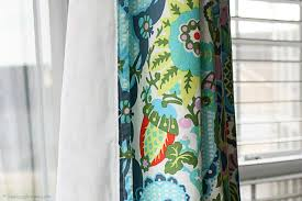Sewing Curtains With Lining Window Treatment For Sliding Glass Doors