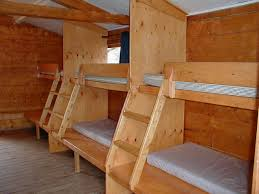 Cabin Bunk Bed Cabin Bunk Beds