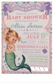 mermaid baby shower invitations mermaid baby shower invitations should inspire you to make adorable