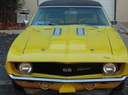1969 camaro x11 1969 camaro ss all original factory yellow x11
