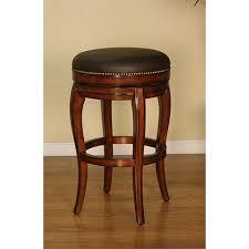 top grain leather bar stool bellacor