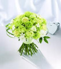 Lime Green Flowers - looks like most green flowers are a lime color well that is