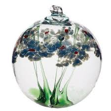 48 best glass ornaments witch balls images on glass