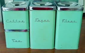 vintage kitchen canisters 5 canisters for small space organizing kitchen canisters