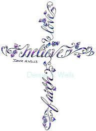 best 25 feminine cross tattoos ideas on pinterest pretty cross