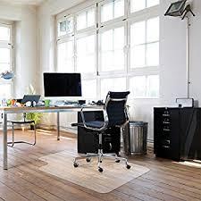 Computer Desk Floor Mats Office Chair Mat For Hardwood Floors 36 X 48 Floor