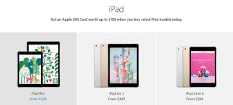 ipad air 2 black friday black friday 2016 deals from apple are now live worldwide