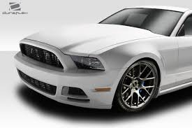 2010 Black Mustang Duraflex 112739 2010 2014 Ford Mustang Duraflex Gt Concept