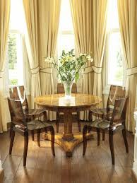 simple dining room curtain ideas elegant solid color stunning