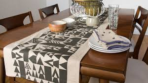 Coffee Table Runners 15 Table Runner Designs For Your Dining Table Home Design Lover