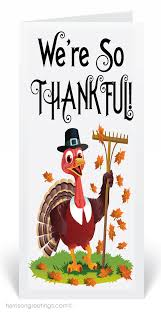 humorous thanksgiving cards