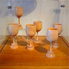 wedding goblets wedding goblets northwest woodworking gifts la