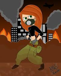 kim possible kim possible vs the end of the world request by kprs4ever on