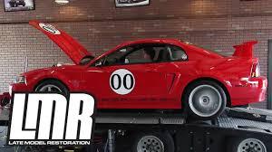 late model restoration mustang 2000 mustang cobra r dyno late model restoration