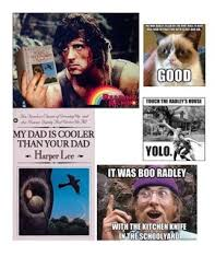 To Kill A Mockingbird Meme - to kill a mockingbird meme a day by genre marie tpt