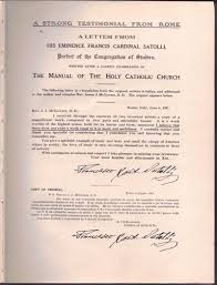 the manual of the holy catholic church 1906