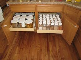 hidden pull out spice racks custom vertical drawers kitchen yeo lab