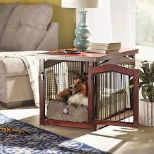 Dog Crate With Bathroom by Dog Crates U0026 Cages You U0027ll Love Wayfair