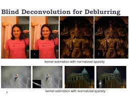 Blind Image Deconvolution Image Color Correction And Contrast Enhancement