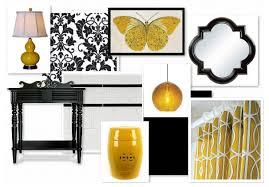 Black And Yellow Bathroom J U0027adore Decor Black And Yellow Bathroom