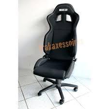 si e bureau baquet chaise baquet de bureau siege recaro ordinateur ergonomique