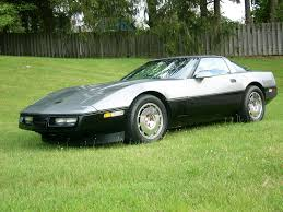 1986 corvette review regular car reviews 1988 chevrolet corvette c4 cars