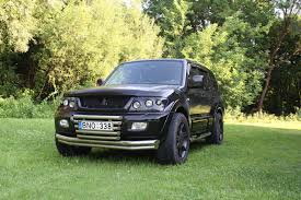 mitsubishi pajero sport modified romka81 2001 mitsubishi pajero specs photos modification info at