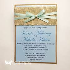 burlap wedding invitations lace wedding invitations free shipping
