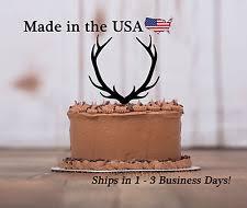 deer cake topper deer cake decorations ebay