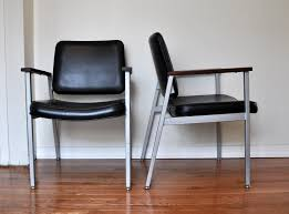 captivating mid century office side and chairs modern chair