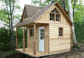 Cottage House Kits by Cabin Cottage And Bunkie Plans And Kits From Cabana Village