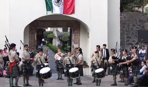 on st patrick u0027s day mexico remembers the irishmen who fought for