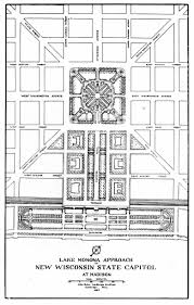 Capitol Building Floor Plan An Ode To The Wisconsin State Capitol City Block