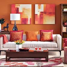 Best Brown  Orange Living Room Item  Images On Pinterest - Orange living room design