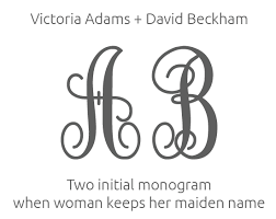 initial monograms what is a monogram and how to monogram a complete monogram guide