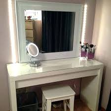 makeup vanity with led lights led light vanity mirror fold magnifying vanity makeup mirror with