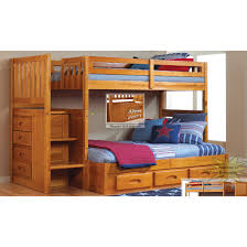 Discovery Bunk Bed Discovery World Furniture Honey Staircase Bunk Bed