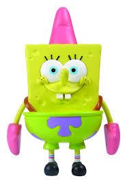 nov121781 spongebob mini fig world spongebob as patrick