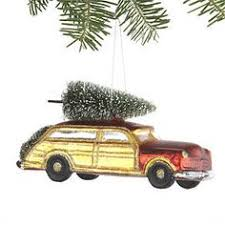 vintage matchbox car decoration ornament