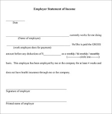 Sle Of Certification Letter Of Employment Self Certification Letter Income 28 Images 4 Self Employment